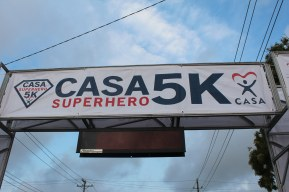 CASA 5K Superhero Run